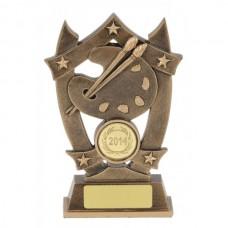 Achievement Award Raptor Series 140mm - Art