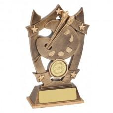 Achievement Award Raptor Series 160mm - Art
