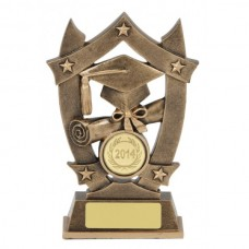 Achievement Award Raptor Series 160mm - Knowledge