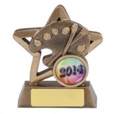 Achievement Award Mini Star Series 95mm - Art