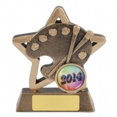 Achievement Award Mini Star Series 110mm - Art
