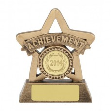 Achievement Award Mini Star Series 95mm
