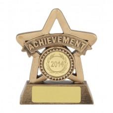 Achievement Award Mini Star Series 95mm