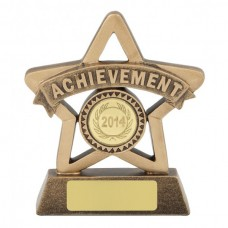 Achievement Award Mini Star Series 110mm