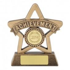 Achievement Award Mini Star Series 110mm