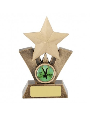 Star Resin Trophy 130mm
