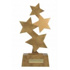Starburst Achievement Award 190mm
