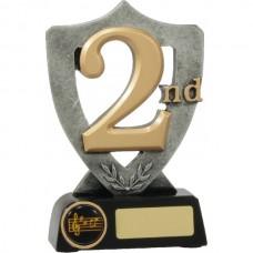 Achievement Award 2nd Place 160mm