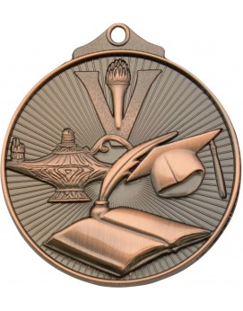 Medal - Knowledge  Bronze Victory