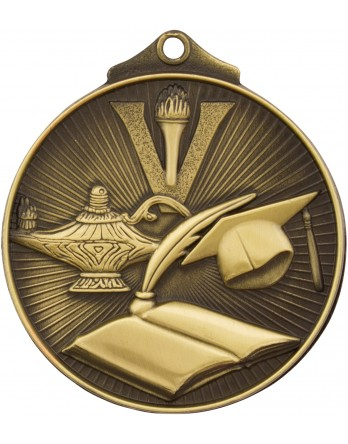 Medal - Knowledge  Gold Victory