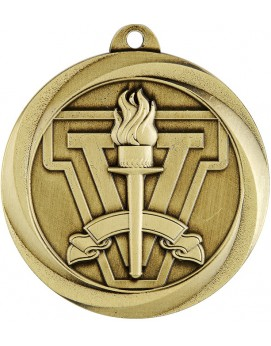 Medal - Victory Gold 50mm