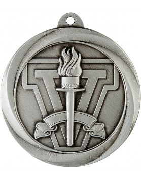 Medal - Victory Silver 50mm