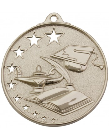 Knowledge Hollow Star Series 52mm - Silver