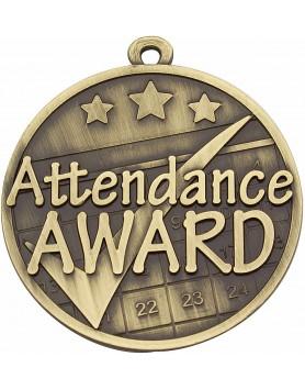 Academic Medal - Attendance Award
