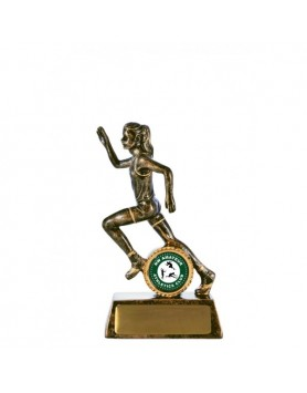 Athletics All Action Hero Female 140mm
