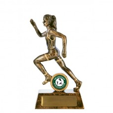 Athletics All Action Hero Female 160mm