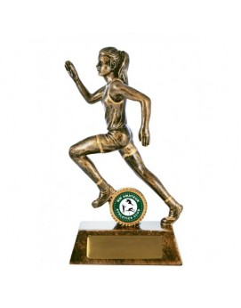 Athletics All Action Hero Female 180mm