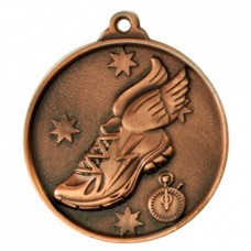 Athletics Heavy Stars Medal - Bronze