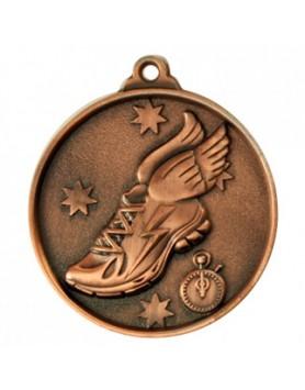 Athletics Heavy Stars Medal - Bronze