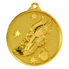 Athletics Heavy Stars Medal - Gold