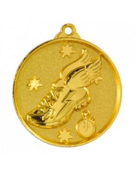 Athletics Heavy Stars Medal - Gold