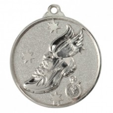 Athletics Heavy Stars Medal - Silver