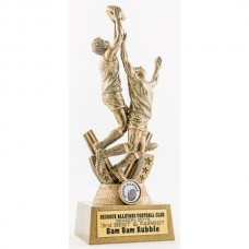 Aussie Rules Resin Trophy 306mm
