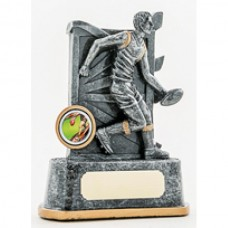Aussie Rules Resin Trophy 150mm