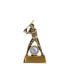 Baseball/Softball All Action Hero Female 140mm