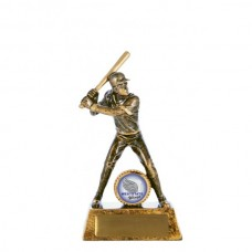 Baseball/Softball All Action Hero Female 160mm