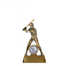 Baseball/Softball All Action Hero Male 140mm