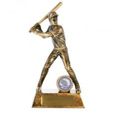 Baseball/Softball All Action Hero Male 200mm