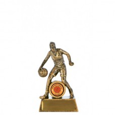 Basketball All Action Hero Female 140mm