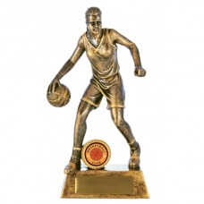 Basketball All Action Hero Female 200mm