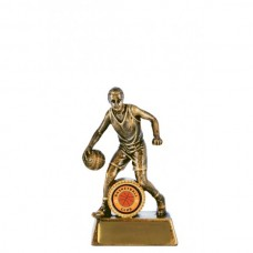 Basketball All Action Hero Male 140mm