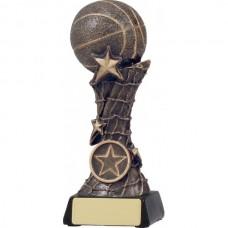 Basketball on Net 185mm