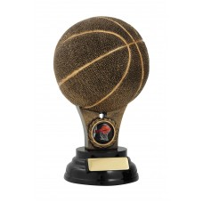 Basketball Trophy 3D Ball 200mm