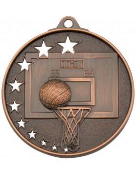 Basketball Hollow Star Series 52mm - Bronze