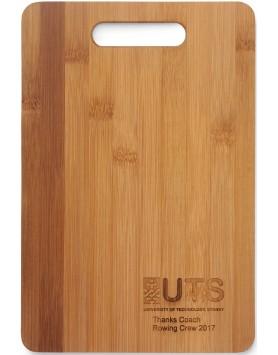 Cheese Board Bamboo 30cm x 20cm