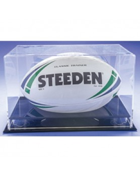 Acrylic Ball Display - Aussie Rules/Rugby/League/Touch/Tag