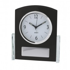 Clock Black 155mm