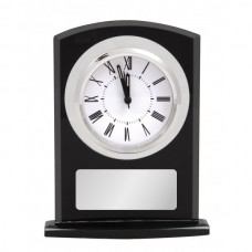 Clock Black 180mm