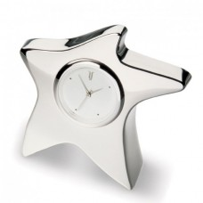 Desk Clock Star Shaped