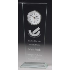 Clock 6mm Glass 290mm
