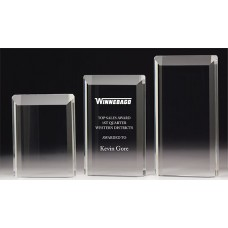 Acrylic 30mm Prism Award 160mm