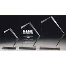 Acrylic 18mm Summit Award 170mm