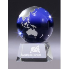 Crystal Globe Award 110mm