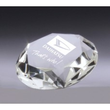 Crystal Diamond 100mm