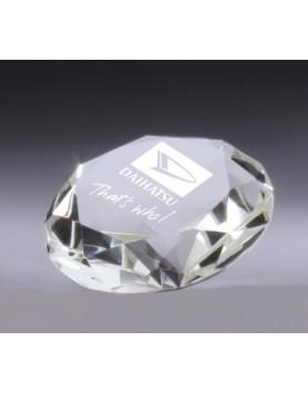 Crystal Diamond 100mm
