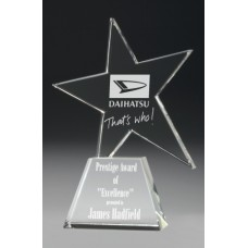 Crystal Star Award 210mm